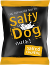 24x45g Salty Dog Salted Cashews