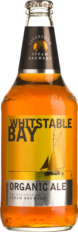 Whitstable Bay Organic Ale (8x 500ml)