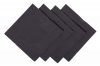 Cocktail Napkins 24cm 2ply (Black) x250s