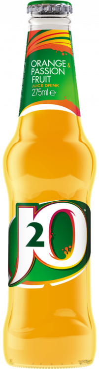 J20 Orange/Passion (24X 275ml)