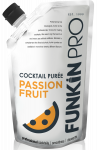 Funkin Passion Fruit Puree 1kg