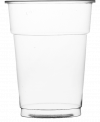 Recyclable Fill to rim Plastic Pint Glasses x 700