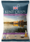 Kent Crisps Sea Salt & Vinegar with Biddenden Cider 20 x 40g