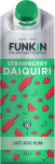 Funkin Strawberry Daiquiri Cocktail Mixer 1ltr