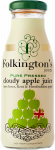 Folkingtons Cloudy Apple Juice 12x250ml